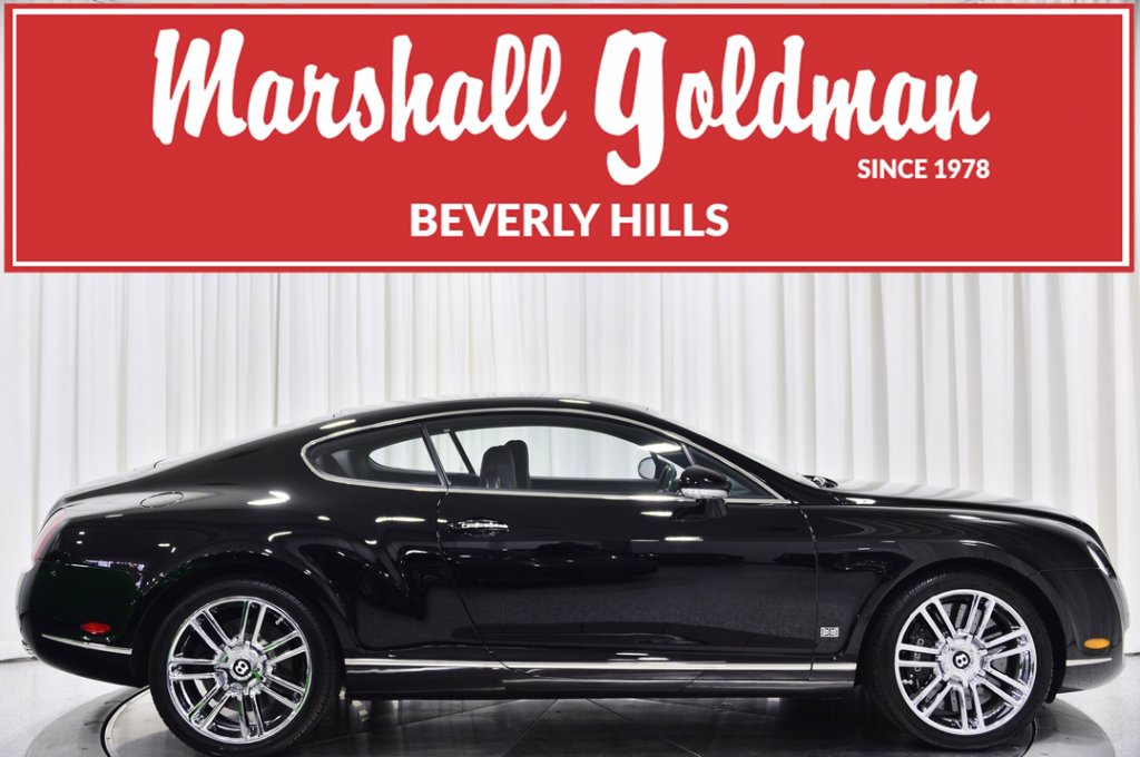 Pre-Owned 2007 Bentley Continental GT Diamond Series