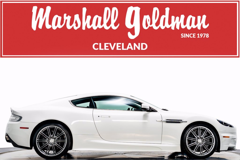 Pre-Owned 2009 Aston Martin DBS 6 Speed