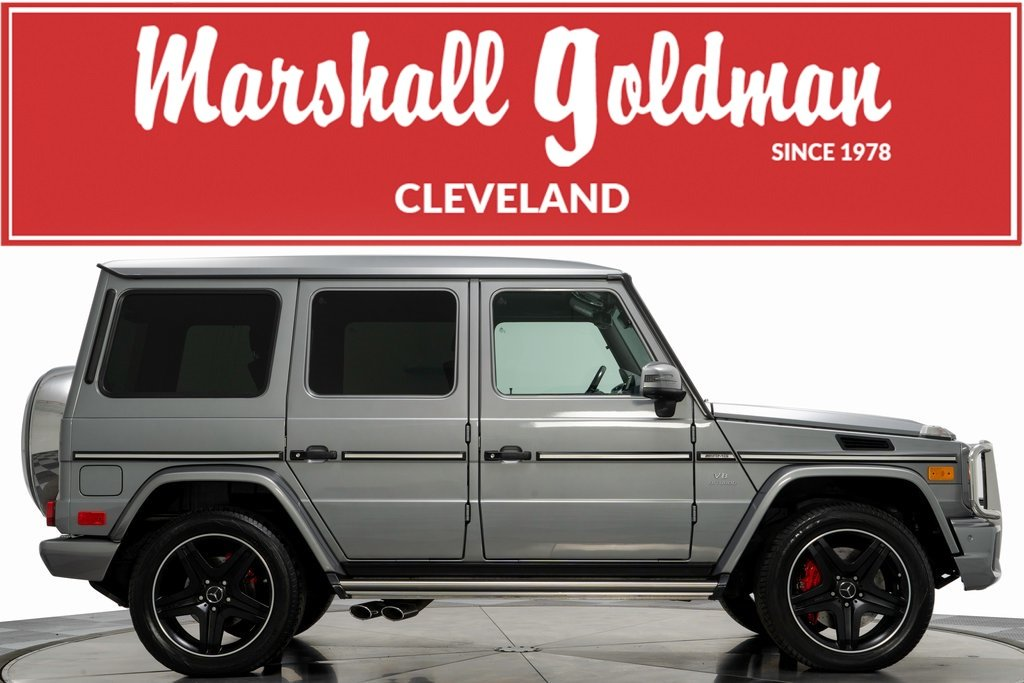 Pre-Owned 2014 Mercedes-Benz G63 AMG®
