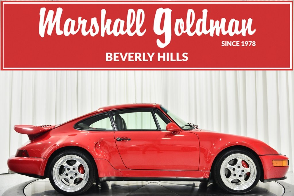 Pre-Owned 1994 Porsche 911 Turbo S 3.6 Flachbau