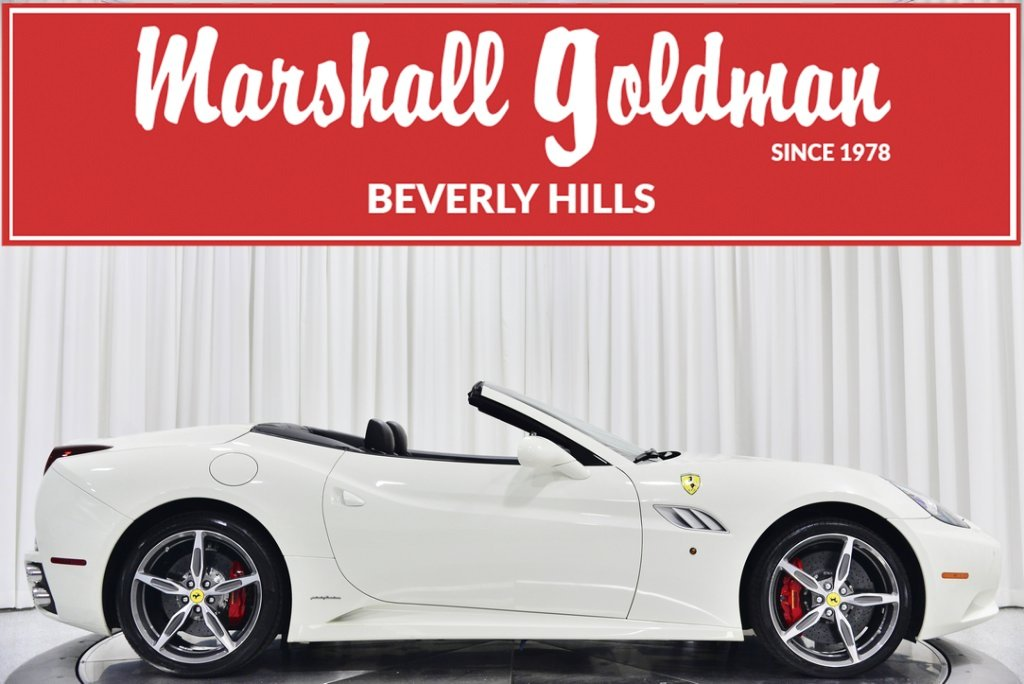 Used Ferrari California Beverly Hills Ca
