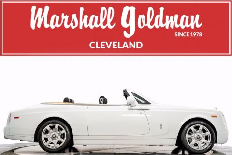 Pre-Owned 2011 Rolls-Royce Phantom Drophead Coupe