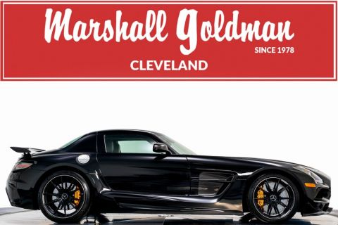 2014 Mercedes-Benz SLS AMG® Black Series Rear Wheel Drive 2D Coupe