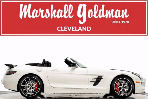 Pre-Owned 2015 Mercedes-Benz SLS AMG® GT Final Edition Roadster