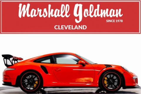 Pre-Owned 2016 Porsche 911 GT3RS